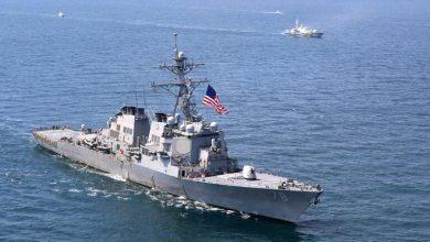 Photo of الأسطول الروسي يتابع مدمرة أمريكية دخلت مياه البحر الأسود