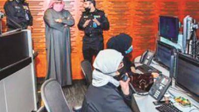 Photo of العلي دراسة مشروع تأمين لمنتسبي | جريدة الأنباء