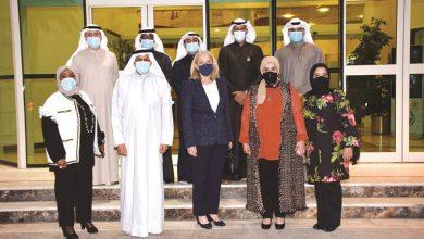 Photo of السفيرة الأميركية التحرير جزء مهم | جريدة الأنباء