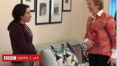 "Photo of الشيخة لطيفة: ماري روبنسون تقر بارتكابها ""خطأ كبيرا"" فيما يتعلق بابنة حاكم دبي"