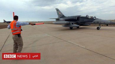 Photo of صواريخ تستهدف قاعدة بلد الجوية قرب العاصمة العراقية بغداد