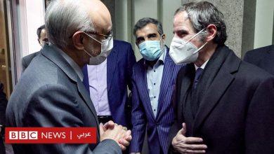 """Photo of الاتفاق النووي الإيراني: طهران تجري محادثات """"مثمرة"""" مع مدير عام الوكالة الدولية للطاقة الذرية"""