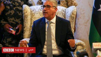 Photo of نجاة وزير الداخلية في حكومة الوفاق الليبية فتحي باشاغا من محاولة اغتيال
