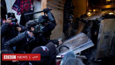 Photo of اقتحام الكابيتول: مسؤولو الأمن في مقر البرلمان الأمريكي يدلون بشهاداتهم عن أحداث الشغب