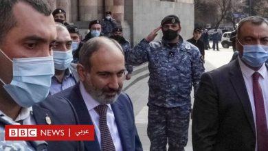 """Photo of رئيس وزراء أرمينيا يحذر من """"محاولة انقلاب عسكري"""""""