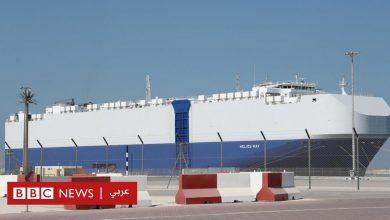 Photo of إسرائيل وإيران: غانتس يرجح ضلوع إيران بتفجير سفينة تجارية إسرائيلية في الخليج