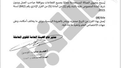 Photo of فتح التحويل للعاملين بالحكومة   جريدة الأنباء