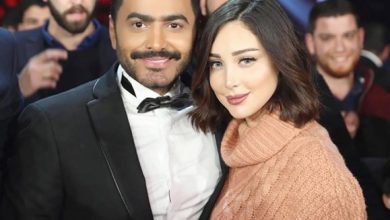 Photo of تامر حسني علاقتي مع بسمة بخير   جريدة الأنباء