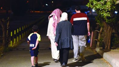 Photo of بالفيديو ساعتا المشي متنفس خلال وقت | جريدة الأنباء