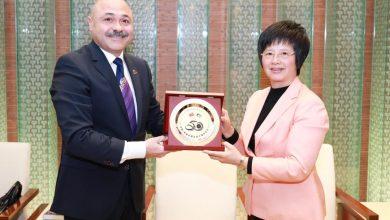 Photo of مسؤولة صينية علاقاتنا مع الكويت | جريدة الأنباء