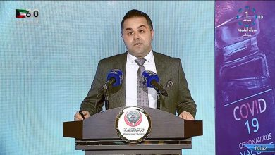 Photo of بالفيديو 1٫1 مليون سجلوا لتلقي لقاح   جريدة الأنباء