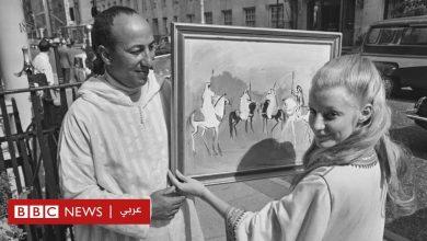 Photo of كيف رسم رئيس الوزراء البريطاني وينستون تشرشل مسار حياة الفنان المغربي حسن الكلاوي؟