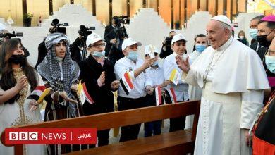 "Photo of البابا فرنسيس: ""شعب العراق في حاجة إلى أكثر من الأمنيات والمناشدات الحماسية"""