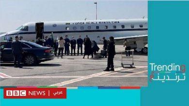 Photo of ما حقيقة أول طائرة تقلع من تل أبيب وتهبط في مطار الجزائر الدولي؟