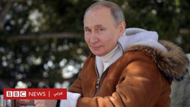 Photo of فيروس كورونا: بوتين يتلقى اللقاح بعيدا عن أعين الكاميرات