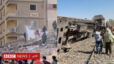 """Photo of غضب وحزن في مصر بعد كارثتي """"قطر الغلابة"""" وانهيار عقار """"جسر السويس"""""""