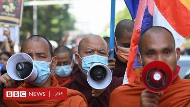 Photo of انقلاب ميانمار: كيف يرى رجال الدين ممارسات الجيش ضد المتظاهرين؟