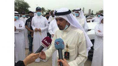 Photo of المهندسون المجتازون لاختبارات مؤسسة البترول ينفذون اعتصامهم