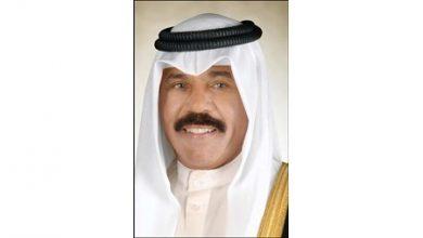 Photo of صاحب السمو هنأ المواطنين والمقيمين   جريدة الأنباء