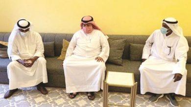 Photo of الداخلية شيعت شهيد الواجب شرطي سعد   جريدة الأنباء