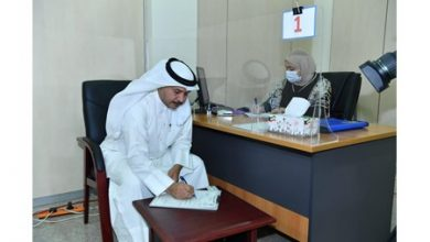 Photo of 3 مرشحين يتقدمون بأوراق ترشحهم | جريدة الأنباء