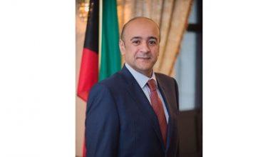 Photo of السفير جاسم البديوي الكويت تعطي   جريدة الأنباء
