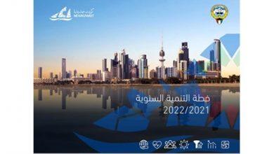 Photo of خطة التنمية 2022/2021 132 مشروعا   جريدة الأنباء