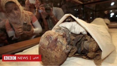 "Photo of مصريون يخشون ""لعنة الفراعنة"" مع خروج موكب المومياوات – ديلي تلغراف"