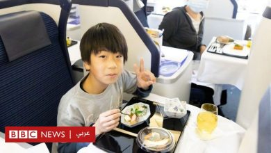 Photo of فيروس كورونا: وجبة طعام واحدة في طائرة رابضة على المدرج في اليابان تكلف 540 دولارا