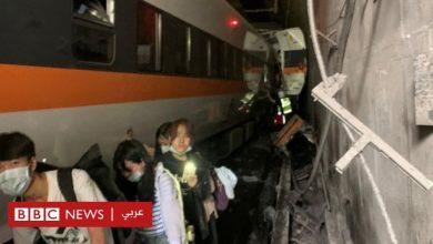 Photo of مقتل العشرات في حادث خروج قطار عن مساره في تايوان