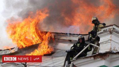 Photo of جراحون يكملون عملية قلب بالرغم من اندلاع حريق بالمستشفى