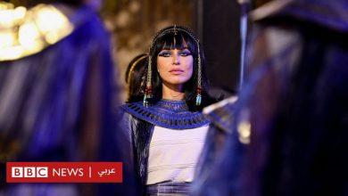 Photo of موكب المومياوات الملكية في مصر يشغل مواقع التواصل