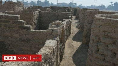Photo of العثور على مدينة مفقودة في مصر يتجاوز عمرها 3400 سنة