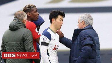 """Photo of مورينيو """"لا يكترث"""" لانتقادات بوغبا لاعب مانشستر يونايتد"""