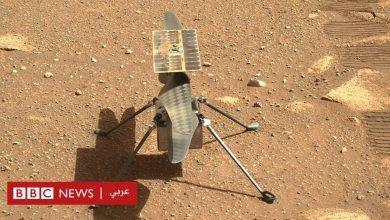 Photo of ناسا تطلق طائرة مروحية من فوق سطح المريخ في أول رحلة من نوعها