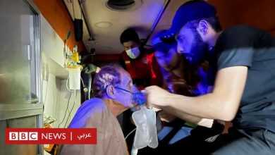 Photo of حريق مستشفى ابن الخطيب في العراق: مشاهد مروعة ترصد المأساة – الاندبندنت