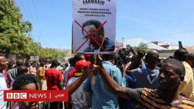 Photo of اشتباكات مسلحة في مقديشو بين فصائل أمنية مؤيدة ومعارضة للرئيس الصومالي