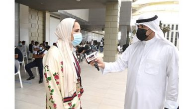 Photo of بالفيديو الضبيب لـ الأنباء المرحلة   جريدة الأنباء
