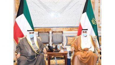 Photo of الأمير تبادل التهاني بالعيد مع خادم | جريدة الأنباء