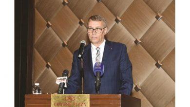 Photo of سفير التشيك عقب استدعاء الخارجية له | جريدة الأنباء