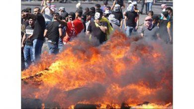 Photo of غضب عارم في فلسطين المحتلة