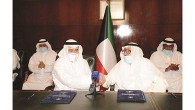 Photo of وزير الإعلام والثقافة يزور مرافق   جريدة الأنباء