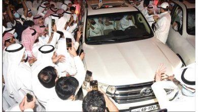 Photo of بالفيديو الوسمي يكتسح تكميلية | جريدة الأنباء