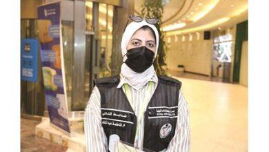 Photo of زينب كريمي: التفتيش على النوادي والصالونات والمجمعات والجمعيات التعاونية والأسواق للحفاظ على السلامة