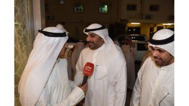 Photo of المجتمعون في ديوان العارضي لا جلسة إلا بصعود سمو رئيس مجلس الوزراء منصة الاستجواب