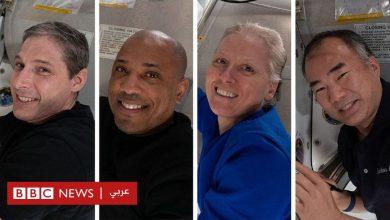 Photo of عودة 4 رواد فضاء للأرض في أول عملية هبوط ليلية منذ خمسة عقود