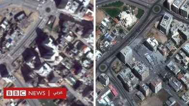 Photo of إسرائيل وغزة: لماذا تبدو المنطقة مضببة وغير واضحة في تطبيق خرائط غوغل؟