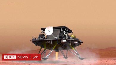 Photo of المريخ: الصين تعلن نجاحها في إنزال روبوت على سطح الكوكب الأحمر