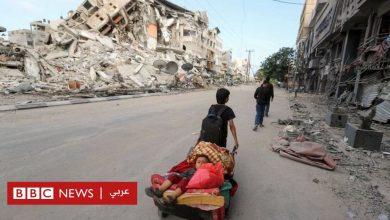 Photo of الصراع الإسرائيلي-الفلسطيني يسبب صداعا لإدارة بايدن