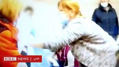 Photo of أوكرانية تضع وليدها في مترو الأنفاق